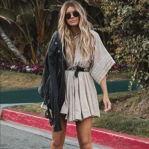 Spell & The Gypsy Paloma Mini Dress